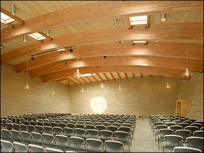 Riggio-Lynch Interfaith Chapel