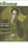 Alex Haley Interviewed By Ted T. Jones II